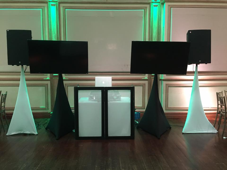 HD Displays and DJ