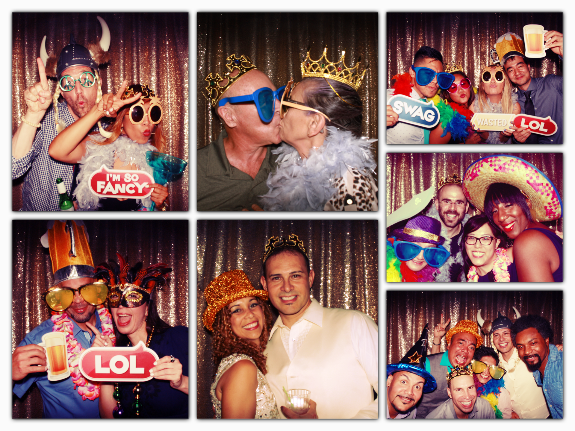 Statement Photo Booth!